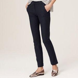 Loft   quilted black Marisa pants